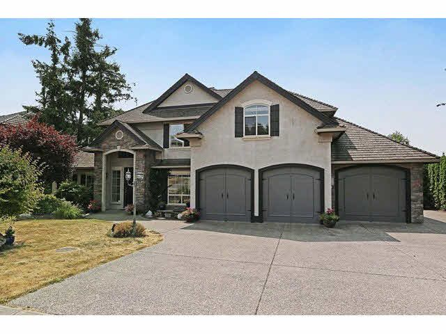 """Main Photo: 18678 53A Avenue in Surrey: Cloverdale BC House for sale in """"HUNTER PARK"""" (Cloverdale)  : MLS®# F1445935"""