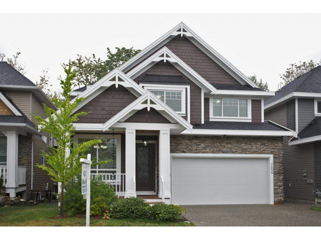 "Main Photo: 7658 210A Avenue in Langley: Willoughby Heights House for sale in ""YORKSON"" : MLS®# F1447492"
