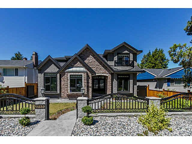 Main Photo: 9259 HOLMES Street in Burnaby: The Crest House for sale (Burnaby East)  : MLS®# V1139798