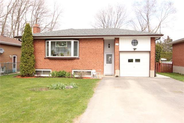 Main Photo: 597 James Street in Brock: Beaverton House (Bungalow) for sale : MLS®# N3488031