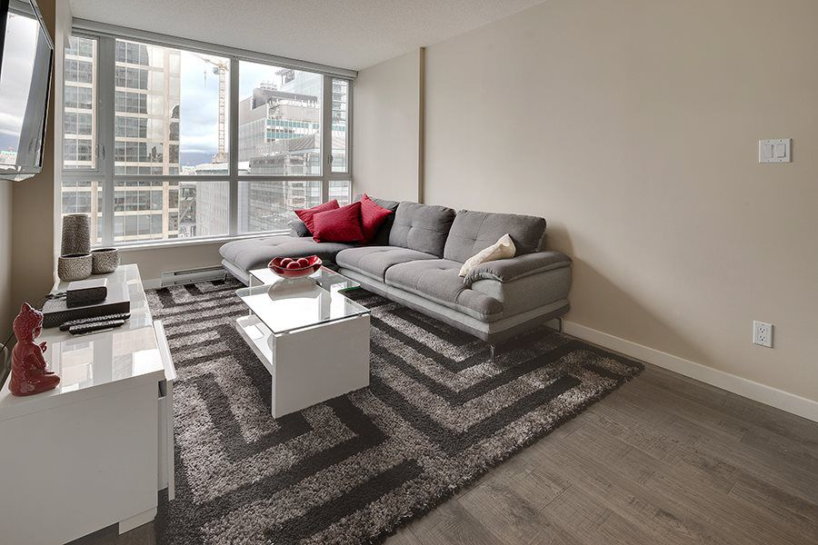 "Main Photo: 1202 833 SEYMOUR Street in Vancouver: Downtown VW Condo for sale in ""CAPITOL RESIDENCES"" (Vancouver West)  : MLS®# R2066603"