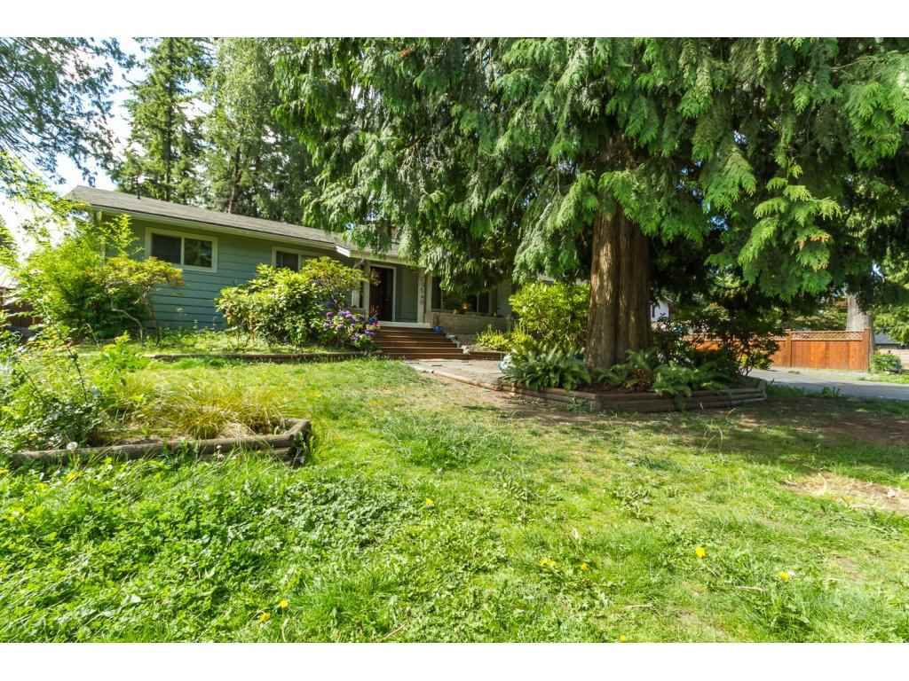 "Main Photo: 20540 46 Avenue in Langley: Langley City House for sale in ""Mossey Estates"" : MLS®# R2093115"