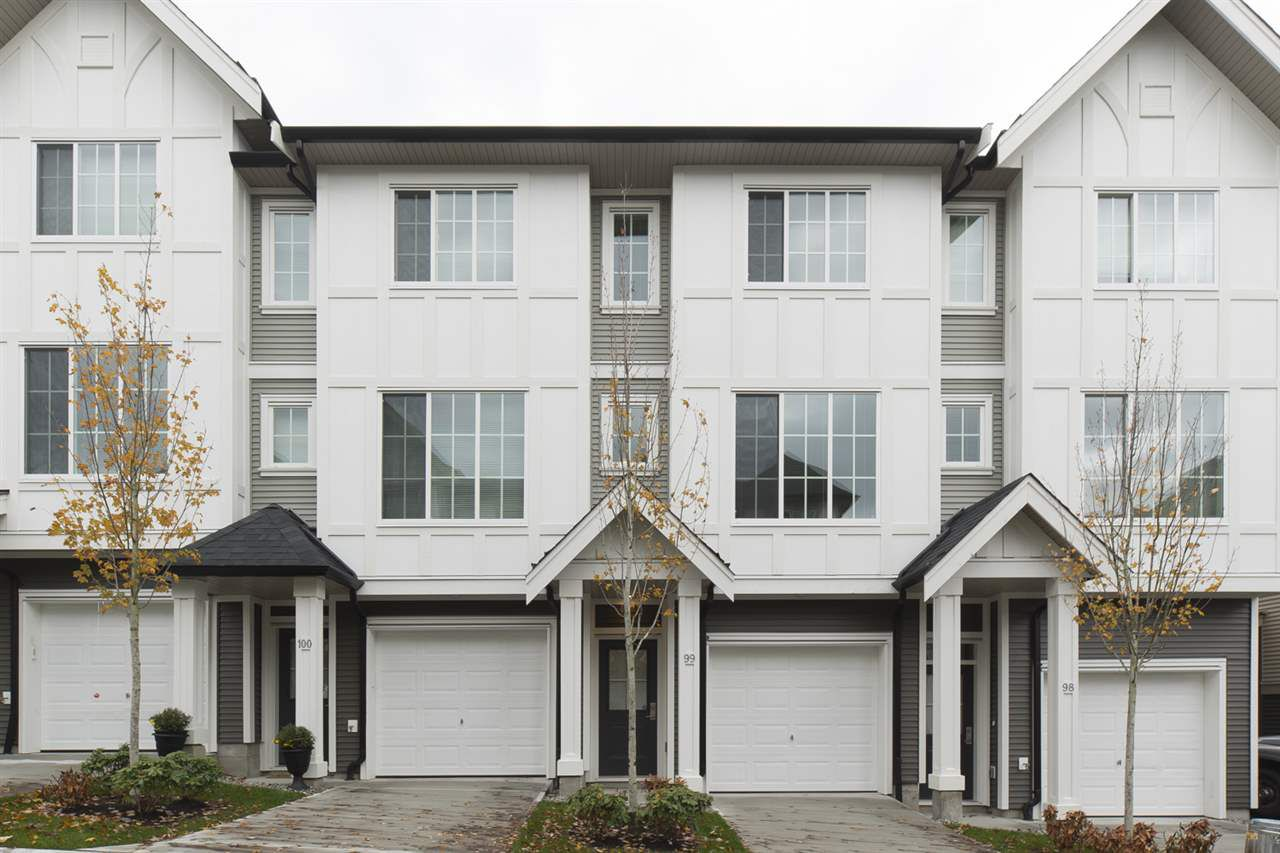 "Main Photo: 99 30989 WESTRIDGE Place in Abbotsford: Abbotsford West Townhouse for sale in ""Brighton"" : MLS®# R2122243"