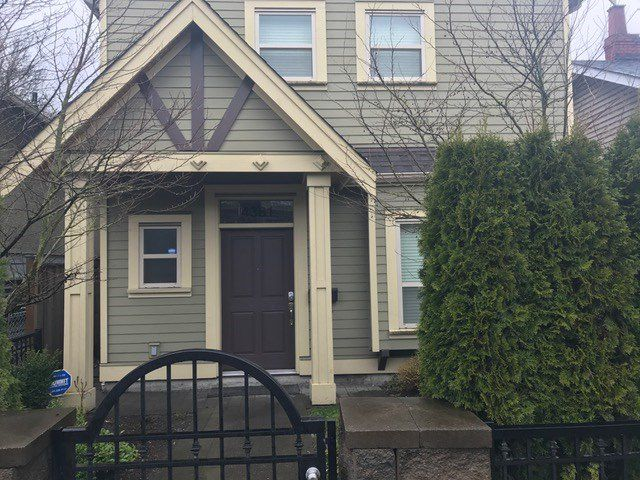 Main Photo: 4381 KNIGHT Street in Vancouver: Knight House 1/2 Duplex for sale (Vancouver East)  : MLS®# R2158160