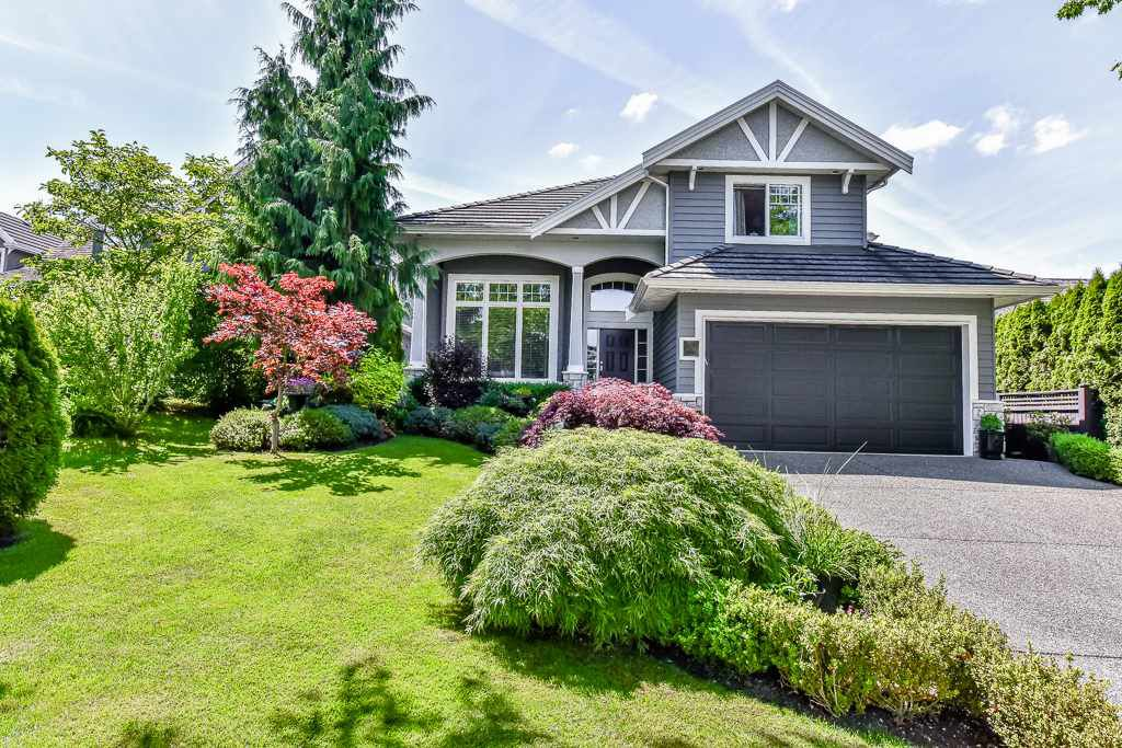 "Main Photo: 3739 155 Street in Surrey: Morgan Creek House for sale in ""ROSEMARY WYND"" (South Surrey White Rock)  : MLS®# R2172311"