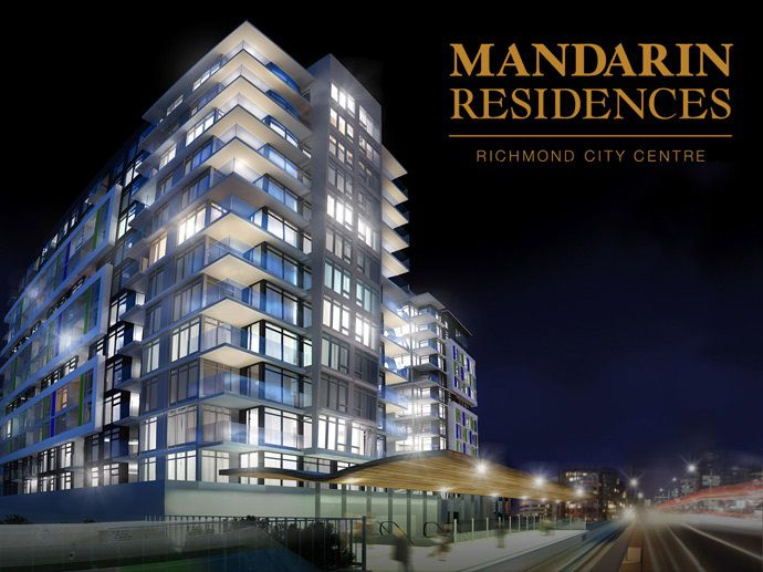 """Main Photo: 902 6288 NO. 3 Road in Richmond: Brighouse Condo for sale in """"MANDARIN RESIDENCES"""" : MLS®# R2191342"""