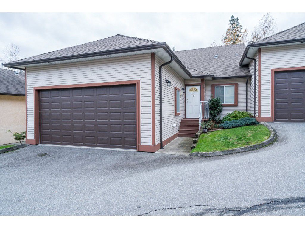 Main Photo: 49 23151 Haney Bypass in Maple Ridge: East Central Townhouse for sale : MLS®# R2222692