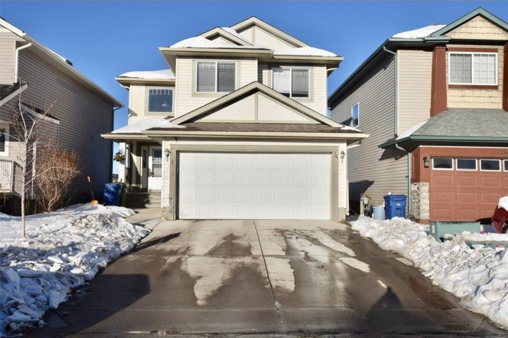 Main Photo: 784 LUXSTONE Landing SW: Airdrie House for sale : MLS®# C4160594