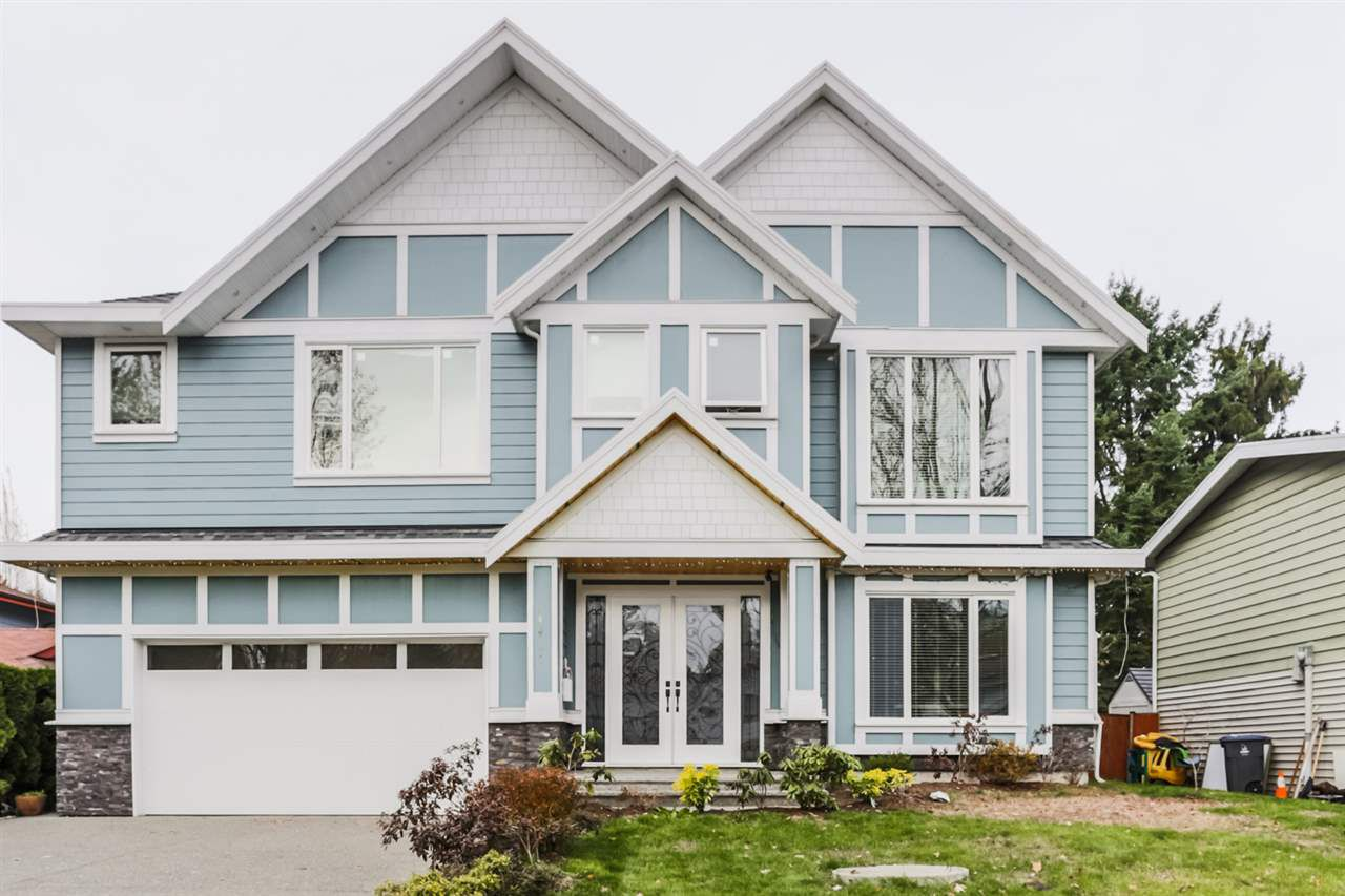 Main Photo: 14921 93A Avenue in Surrey: Fleetwood Tynehead House for sale : MLS®# R2231670