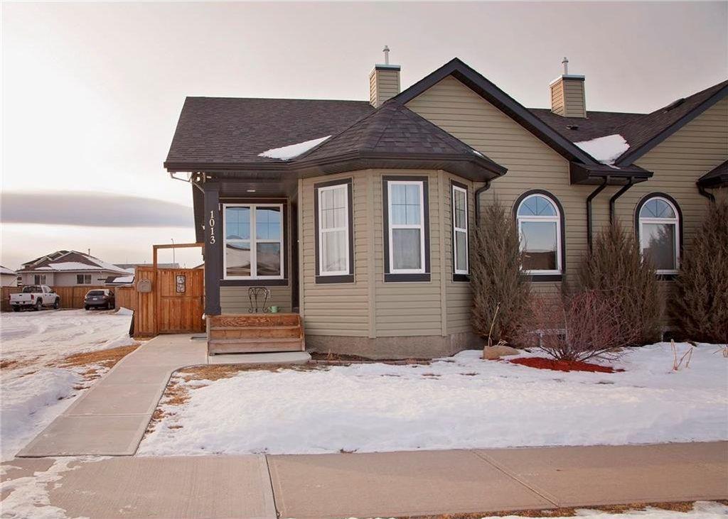 Main Photo: 1013 3rd Street SW: Black Diamond House for sale : MLS®# C4162935