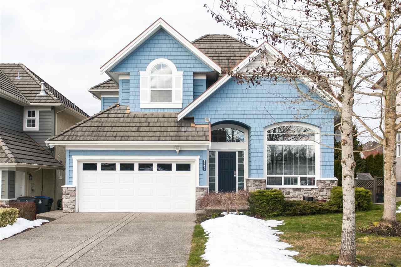 """Main Photo: 15477 34A Avenue in Surrey: Morgan Creek House for sale in """"ROSEMARY"""" (South Surrey White Rock)  : MLS®# R2243082"""