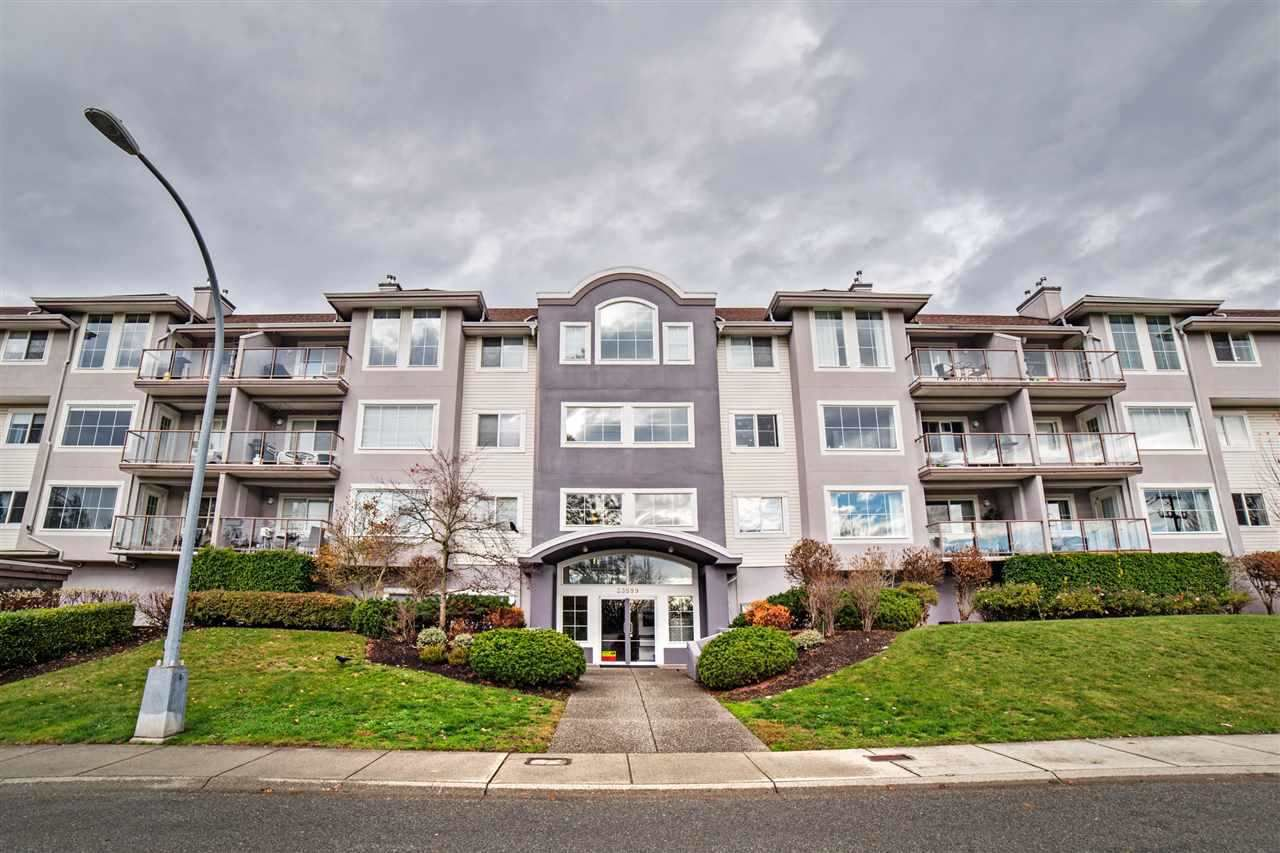 """Main Photo: 308 33599 2ND Avenue in Mission: Mission BC Condo for sale in """"Stave Lake Landing"""" : MLS®# R2243628"""