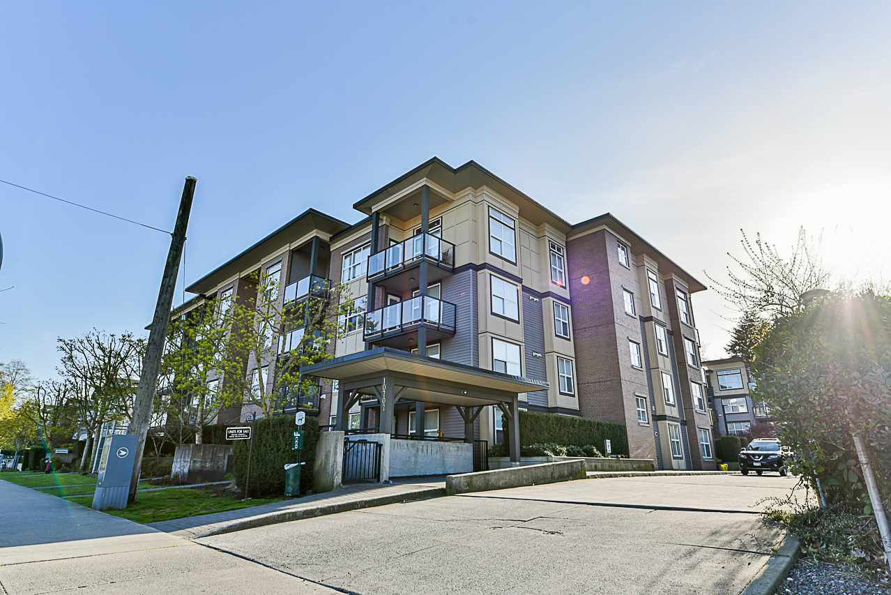 Main Photo: 327 10707 139 Street in Surrey: Whalley Condo for sale (North Surrey)  : MLS®# R2260686