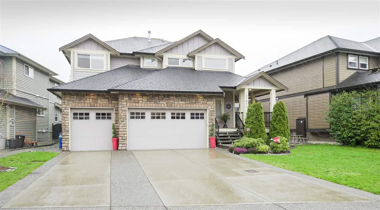 "Main Photo: 12452 201 Street in Maple Ridge: Northwest Maple Ridge House for sale in ""MCIVOR MEADOWS"" : MLS®# R2300139"