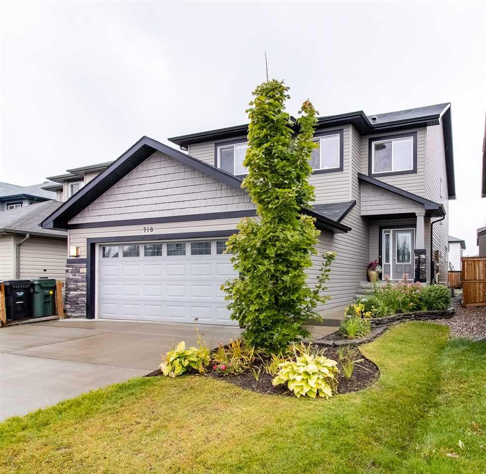 Main Photo: 716 Foxtail Cove: Sherwood Park House for sale : MLS®# E4129377