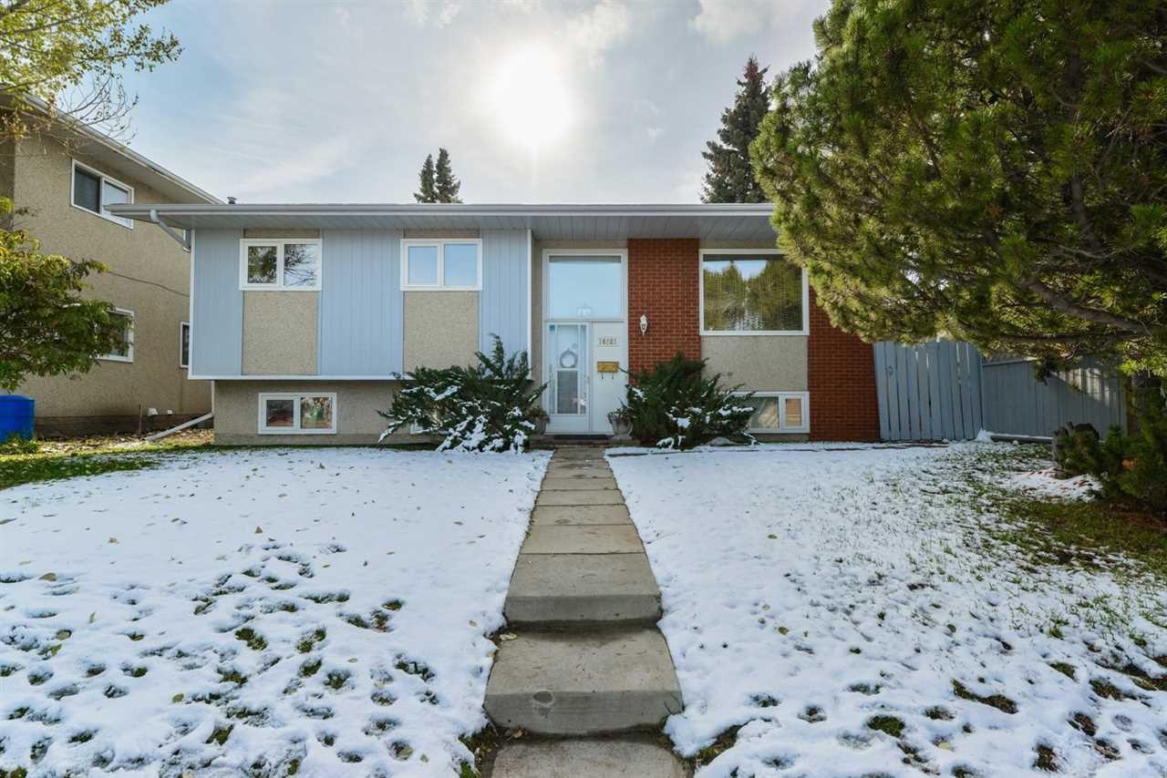 Main Photo:  in Edmonton: Zone 22 House for sale : MLS®# E4132515