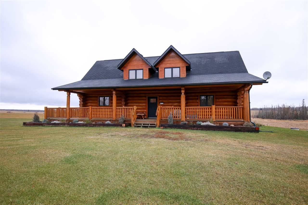 Main Photo: 55318 RR 63: Rural Lac Ste. Anne County House for sale : MLS®# E4134803