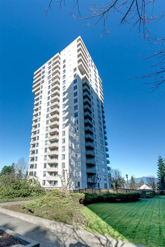 """Main Photo: 1603 4160 SARDIS Street in Burnaby: Central Park BS Condo for sale in """"CENTRAL PARK PLACE"""" (Burnaby South)  : MLS®# R2335963"""