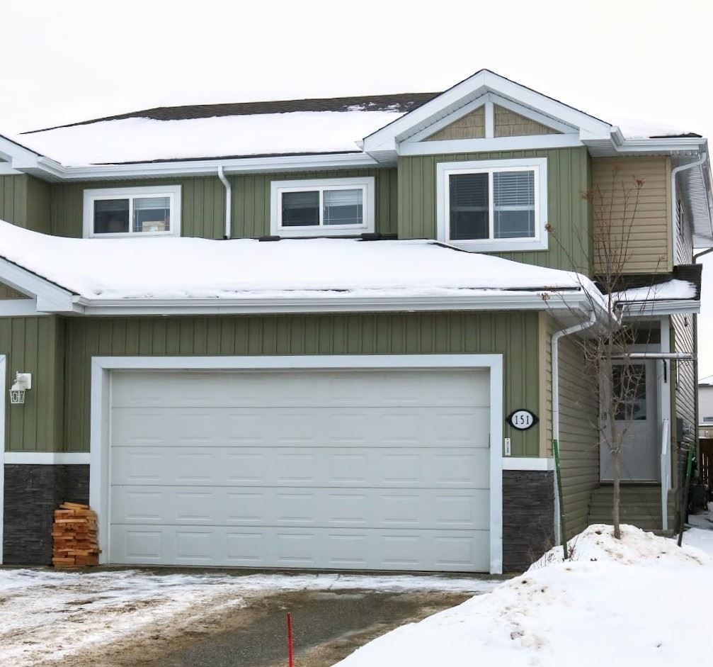 Photo 1: Photos: 151 SPRUCE GARDENS Crescent: Spruce Grove House Half Duplex for sale : MLS®# E4141899
