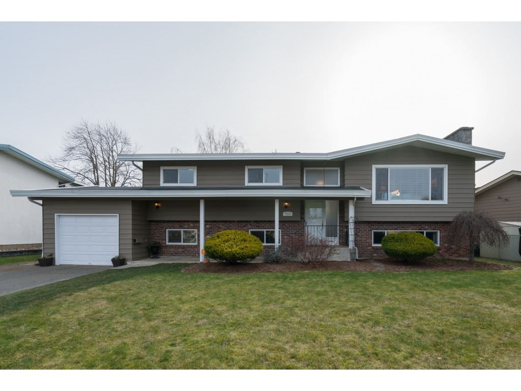 Main Photo: 7064 SHEFFIELD Way in Sardis: Sardis East Vedder Rd House for sale : MLS®# R2338603