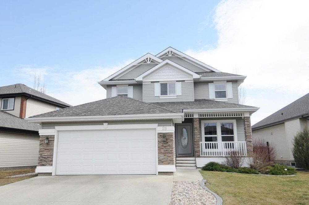 Main Photo: 29 NORTH RIDGE Drive: St. Albert House for sale : MLS®# E4147071
