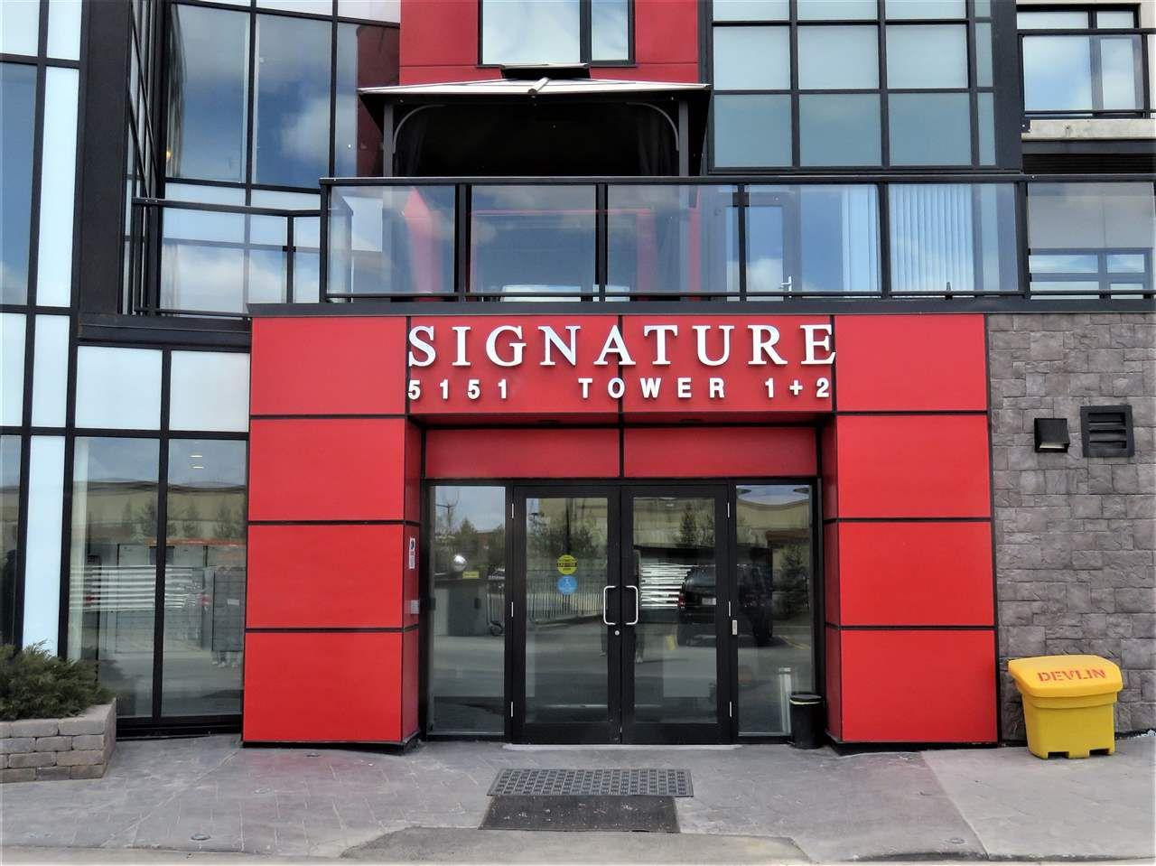 Main Photo: 514 5151 WINDERMERE Boulevard in Edmonton: Zone 56 Condo for sale : MLS®# E4153255