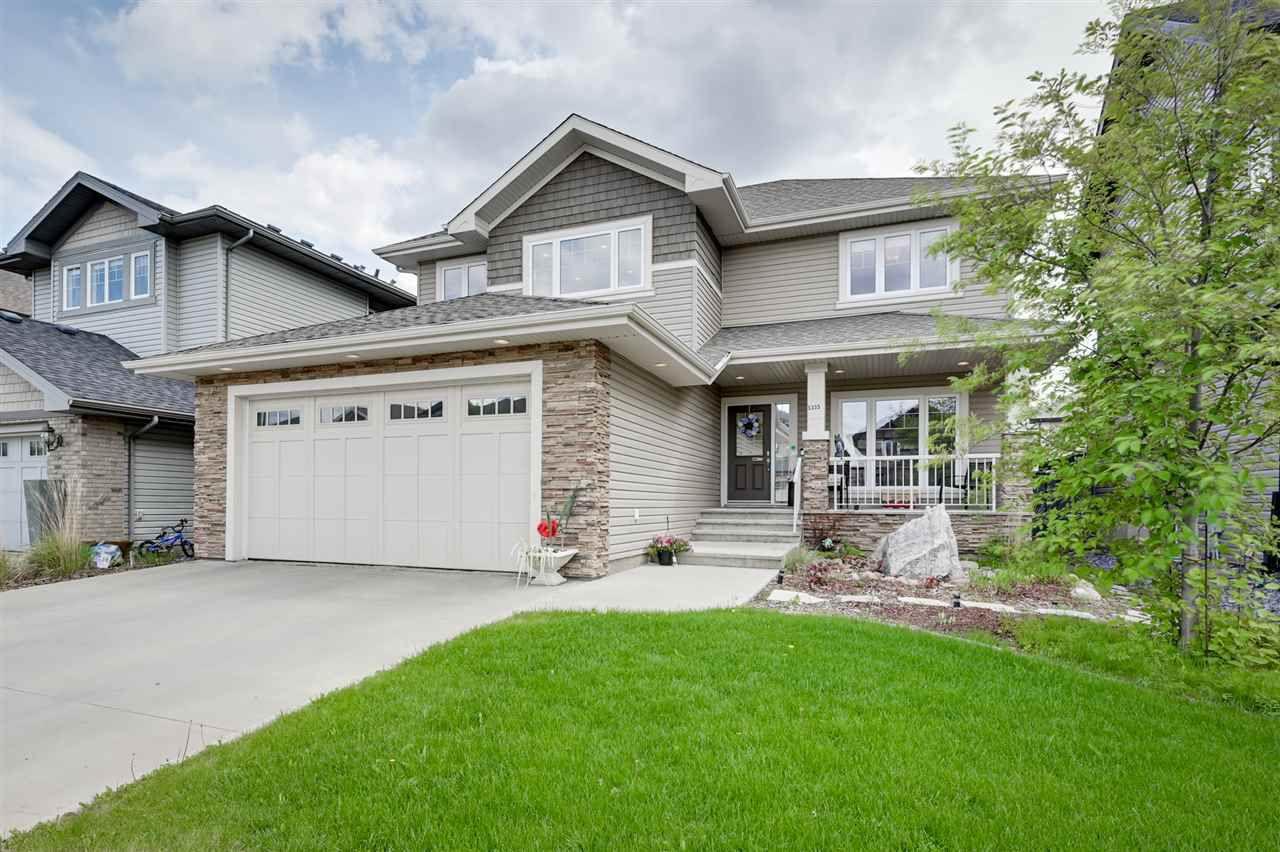 Main Photo: 5335 MULLEN Bend in Edmonton: Zone 14 House for sale : MLS®# E4160815