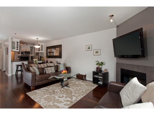 Main Photo: 113 3250 W BROADWAY in Vancouver: Kitsilano Condo for sale (Vancouver West)  : MLS®# V876594