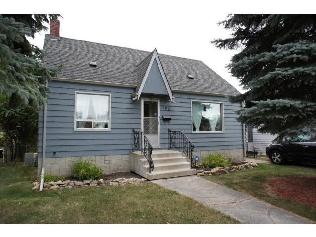 Main Photo: 183 Collegiate Street in WINNIPEG: St James Residential for sale (West Winnipeg)  : MLS®# 1120564