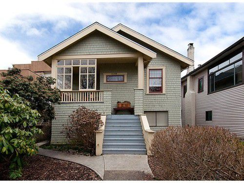 Main Photo: 2135 47TH Ave W in Vancouver West: Kerrisdale Home for sale ()  : MLS®# V993356