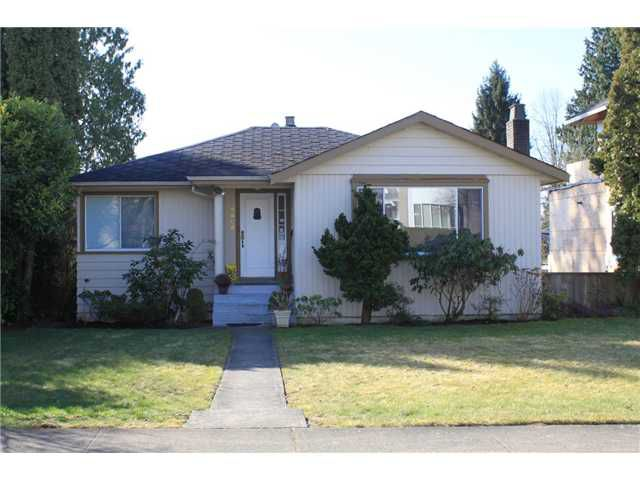 Main Photo: 4068 W 38TH Avenue in Vancouver: Dunbar House for sale (Vancouver West)  : MLS®# V1053240
