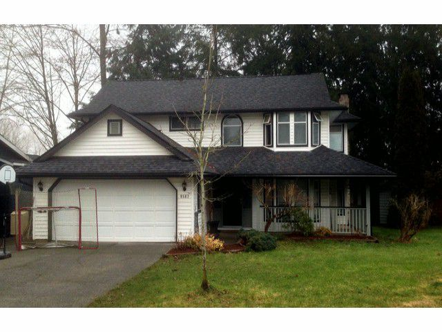 Main Photo: 9562 214A Street in Langley: Walnut Grove House for sale : MLS®# F1428975