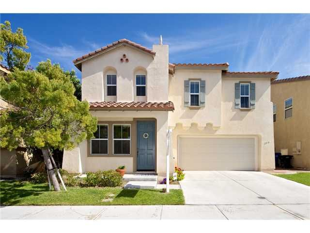 2210 Caminito Turin is located on a quiet cul-de-sac in the gated community of The Summit at Eastlake.