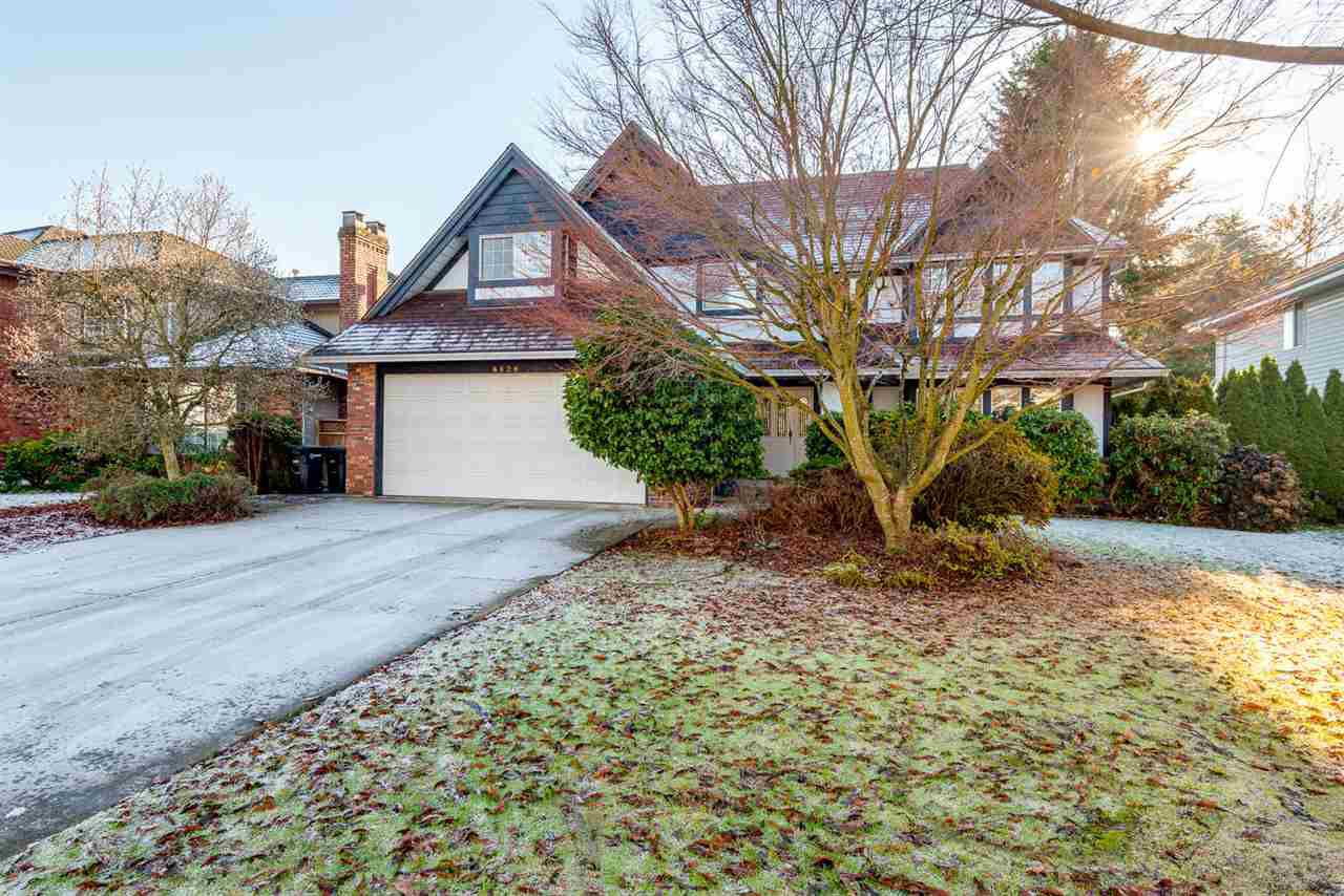 "Main Photo: 6828 GRANT Place in Burnaby: Sperling-Duthie House for sale in ""WESTRIDGE"" (Burnaby North)  : MLS®# R2018282"