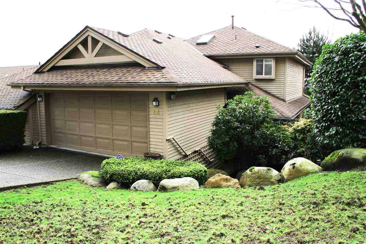 """Main Photo: 86 2979 PANORAMA Drive in Coquitlam: Westwood Plateau Townhouse for sale in """"DEERCREST"""" : MLS®# R2046084"""