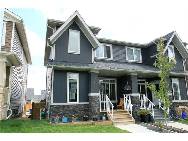 Main Photo: 118 FIRESIDE Bend: Cochrane House for sale : MLS®# C4066576