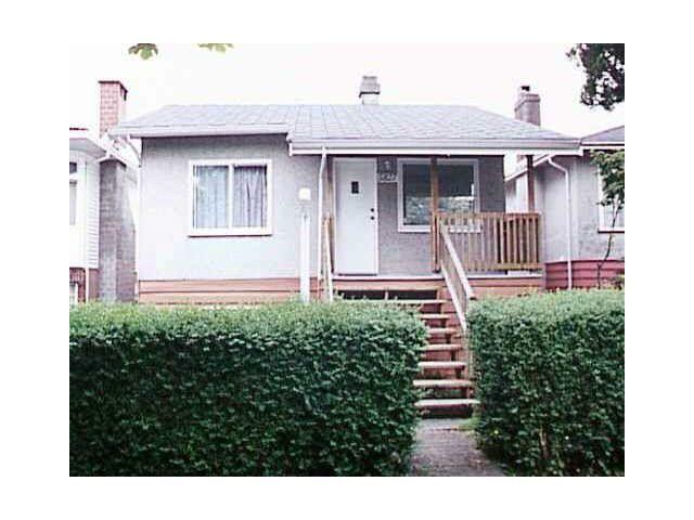 Main Photo: 5827 ST. MARGARETS STREET in : Killarney VE House for sale : MLS®# V997749