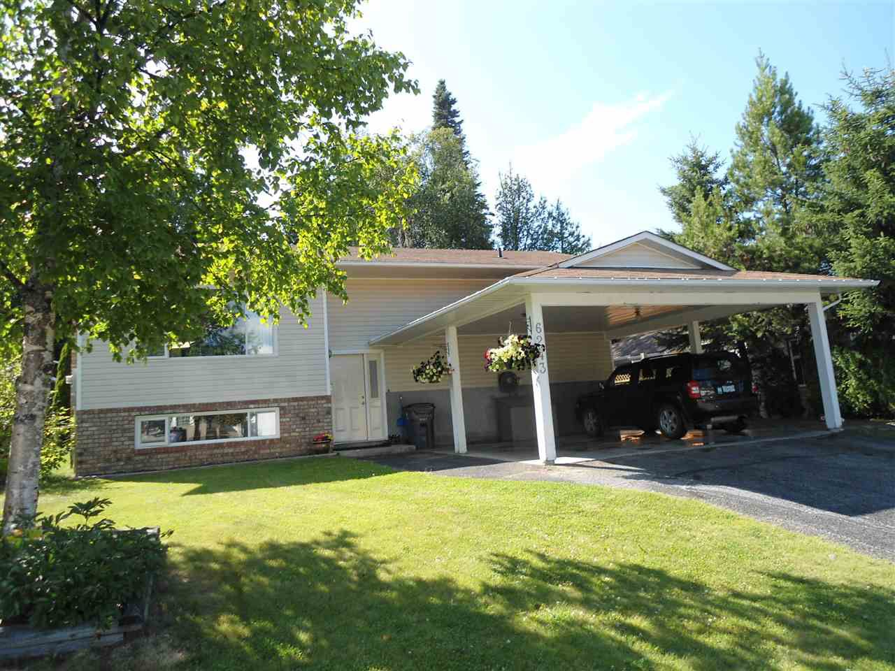 Main Photo: 6243 BERGER Crescent in Prince George: Hart Highlands House for sale (PG City North (Zone 73))  : MLS®# R2097859