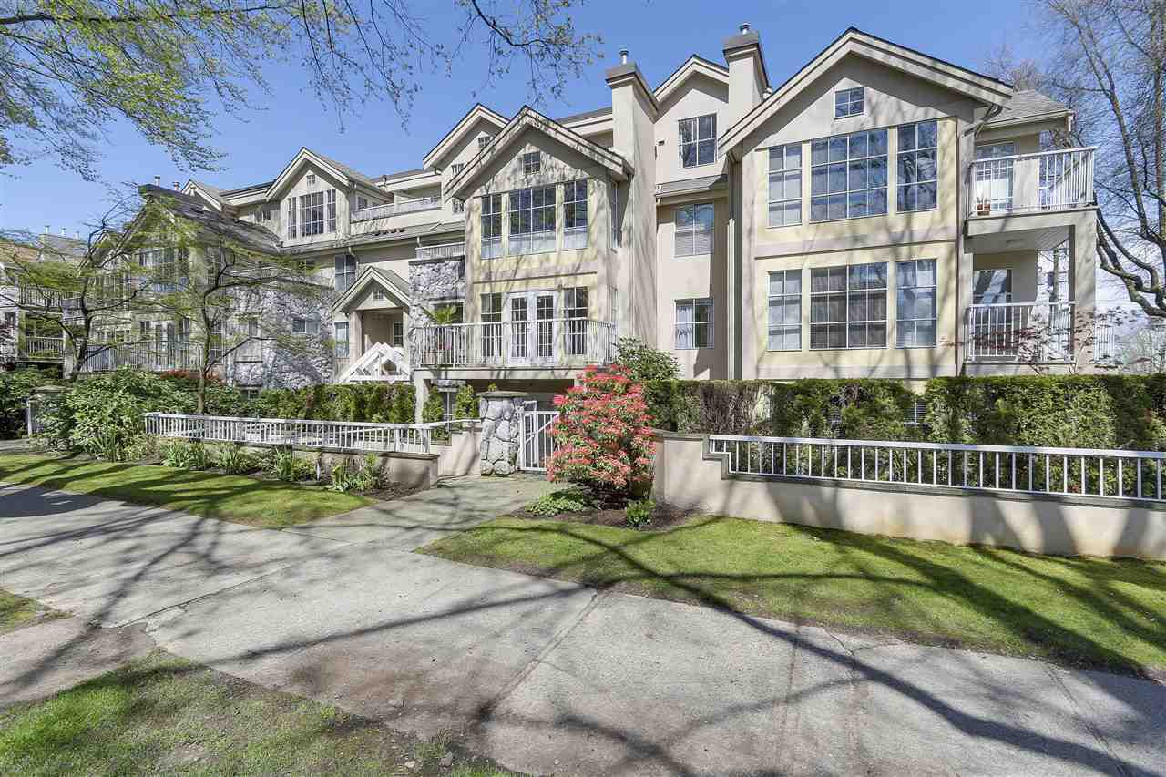 """Main Photo: 208 611 W 13TH Avenue in Vancouver: Fairview VW Condo for sale in """"TIFFANY COURT"""" (Vancouver West)  : MLS®# R2160356"""