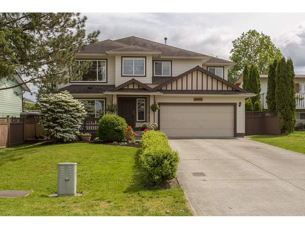 """Main Photo: 5098 215 Street in Langley: Murrayville House for sale in """"Murrayville"""" : MLS®# R2170042"""