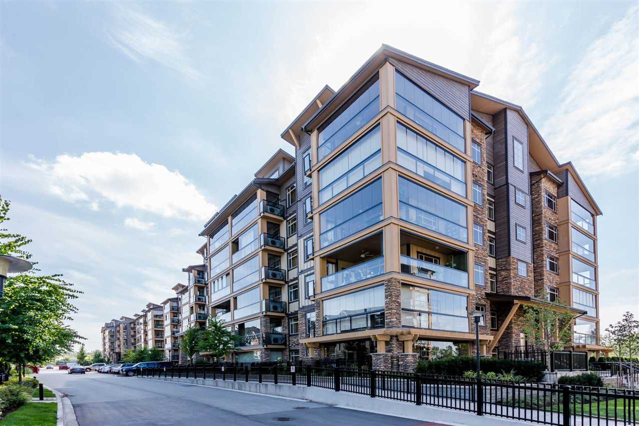 """Main Photo: 235 8067 207 Street in Langley: Willoughby Heights Condo for sale in """"Yorkson"""" : MLS®# R2197555"""