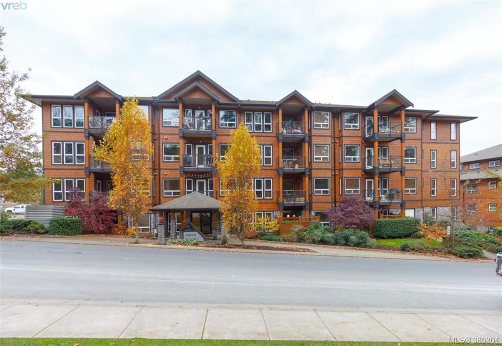 Main Photo: B106 201 Nursery Hill Drive in VICTORIA: VR Six Mile Condo Apartment for sale (View Royal)  : MLS®# 385304