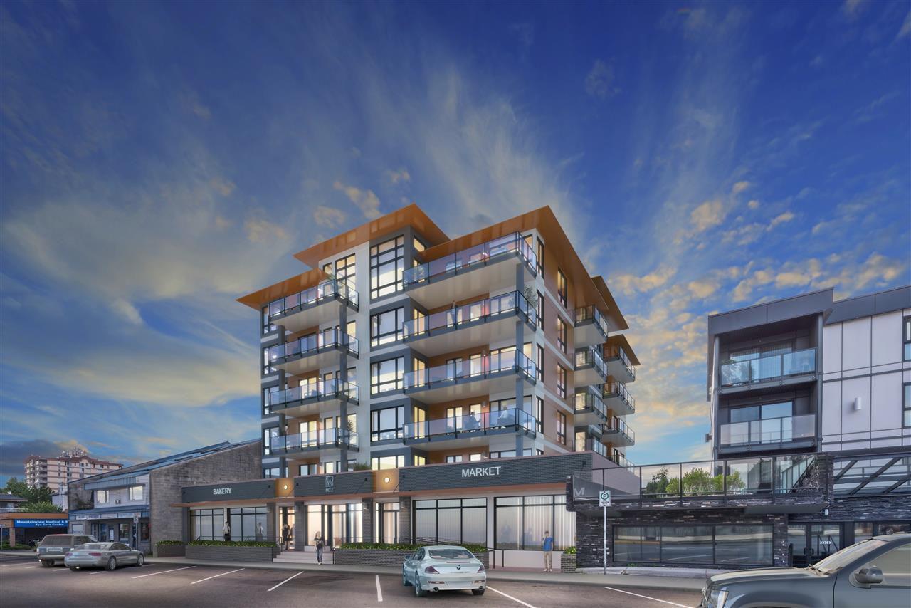 """Main Photo: 601 22335 MCINTOSH Avenue in Maple Ridge: West Central Condo for sale in """"MC2"""" : MLS®# R2228595"""