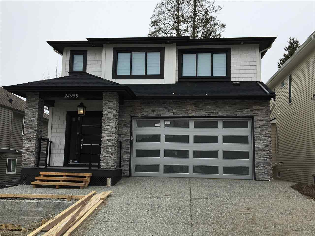 Main Photo: 24955 109 Avenue in Maple Ridge: Thornhill MR House for sale : MLS®# R2238257
