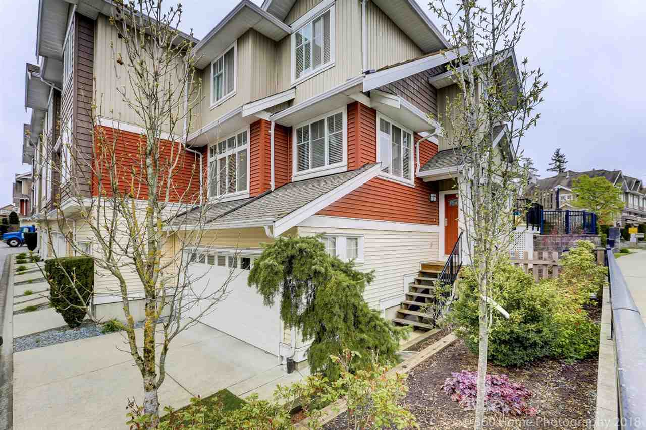 """Main Photo: 15 19455 65 Avenue in Surrey: Clayton Townhouse for sale in """"Two Blue"""" (Cloverdale)  : MLS®# R2256056"""