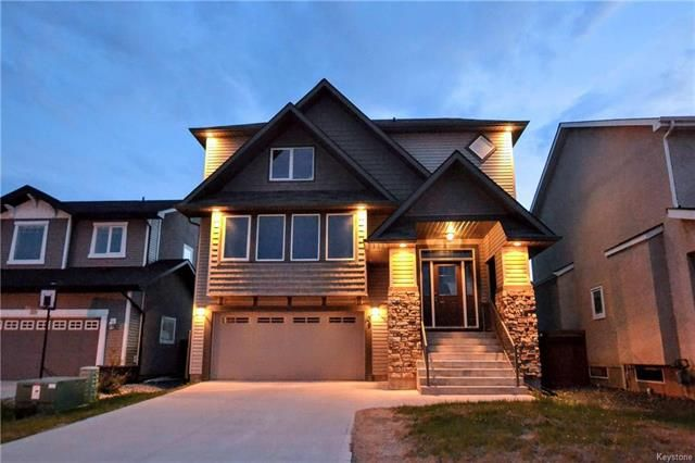 Main Photo: 39 Copperfield Bay in Winnipeg: Bridgwater Forest Residential for sale (1R)  : MLS®# 1813994