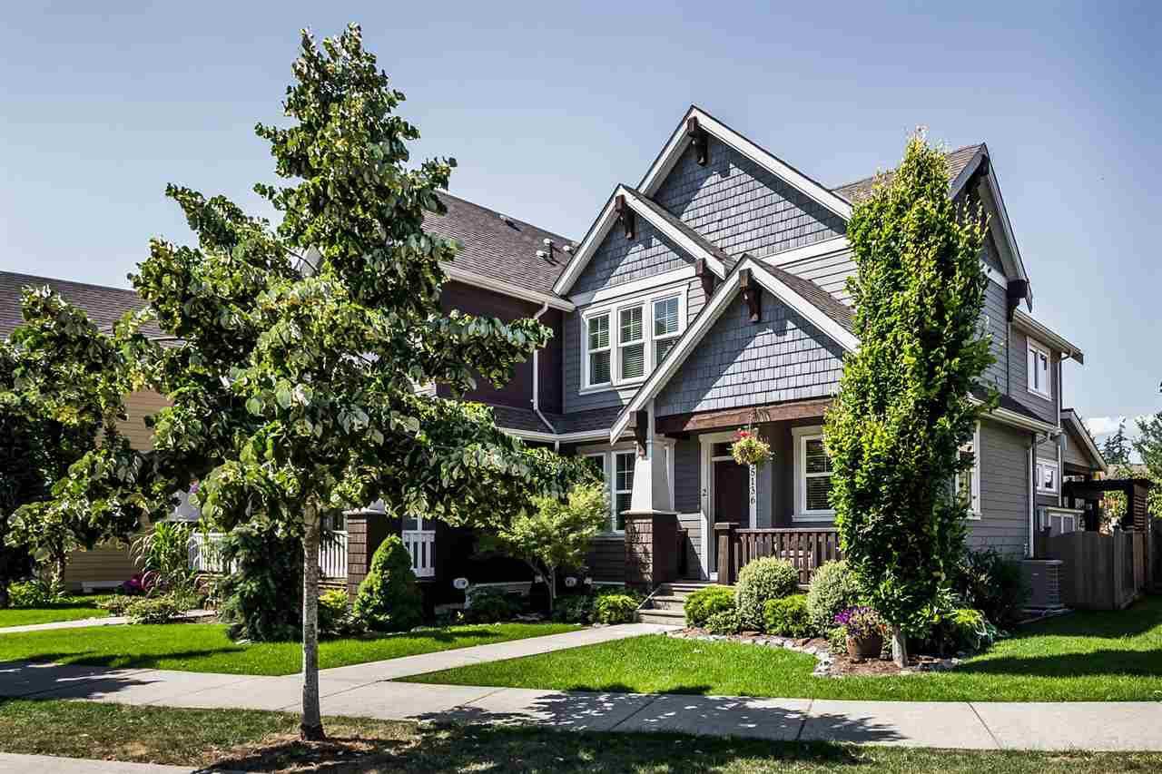 "Main Photo: 2 45136 NICOMEN Crescent in Sardis: Vedder S Watson-Promontory House 1/2 Duplex for sale in ""Garrison Crossing"" : MLS®# R2286651"