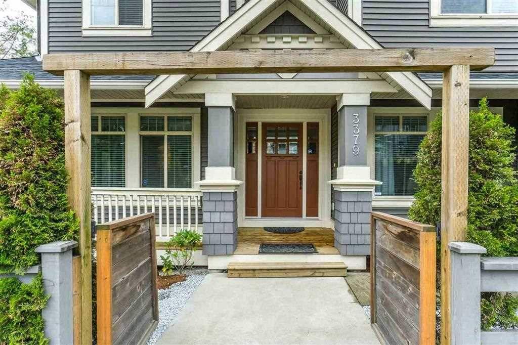 "Main Photo: 3379 MILLARD Avenue in Coquitlam: Burke Mountain House for sale in ""Millard Park Estate"" : MLS®# R2309327"