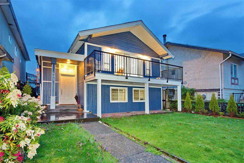 Main Photo: 491 E 63RD Avenue in Vancouver: South Vancouver House for sale (Vancouver East)  : MLS®# R2328169
