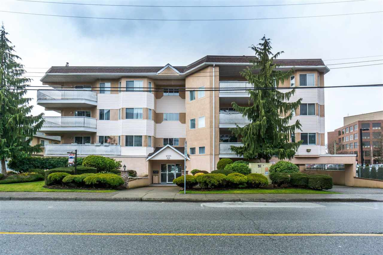 "Main Photo: 204 8985 MARY Street in Chilliwack: Chilliwack W Young-Well Condo for sale in ""CARRINGTON COURT"" : MLS®# R2335371"